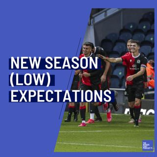 New Season (Low) Expectations   Episode 95