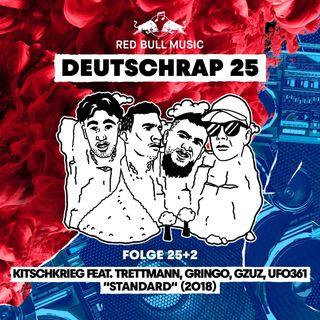2018: Kitschkrieg feat. Trettmann, Gringo, Ufo361 und Gzuz – Standard (Bonus)