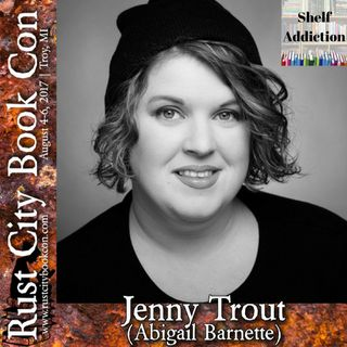Ep 108: #RustCity17 Featured Author Interview w/ Jenny Trout | Book Chat
