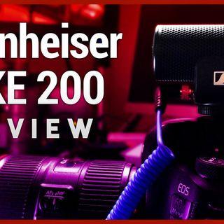 Sennheiser MKE 200 Review - Affordable Compact Vlogging Mic
