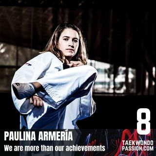 Paulina Armeria - We are more than our achievements