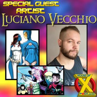 Episode 42 - Interview with Luciano Vecchio