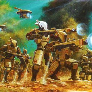 36 - El Imperio T'au