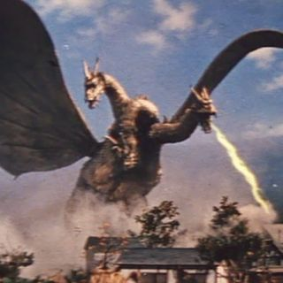 King Ghidorah 1964 Suit Disscuion/Super Kaiju Nation Episode 1