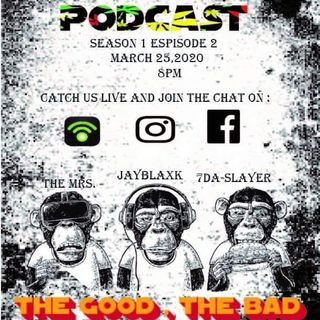 The Good, The Bad, and The Ugly S1 Ep2
