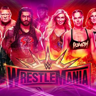No Holds Barred Wrestling Show Special with Tracy Murray Previewing Wrestlemania 35
