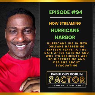 Hurricane Harbor  (September 2, 2021)
