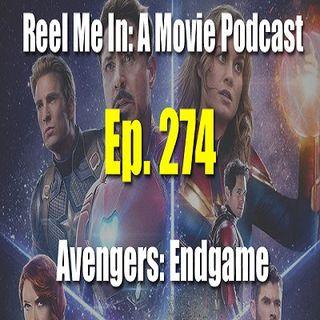 Ep. 274: Avengers: Endgame