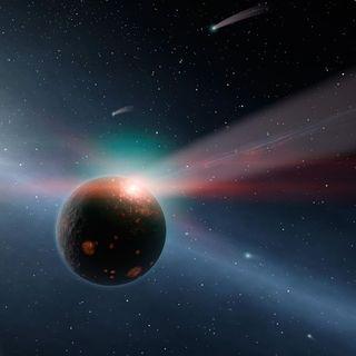 La Storia dell'Uomo - 5 - La fine dell'Adeano e il destino di Marte (Parte 2 - Il Grande Bombardamento Tardivo e il destino di Marte)