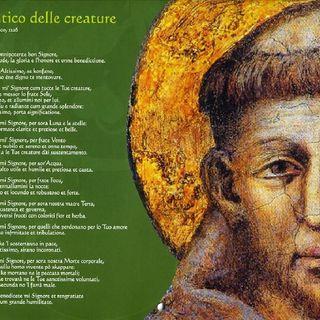 Il Cantico delle Creature interpretato dalla poetessa Teresa Averta