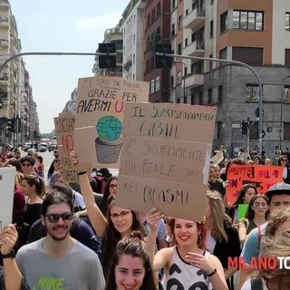 Qual è stato l'obiettivo dell'Open Talk with Fridays for Future Milano?