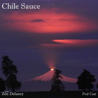 Zen Delaney's Chile Sauce on Lingo Radio Friday 26 February 2021