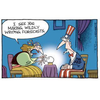 Federal Reserve's Predictions