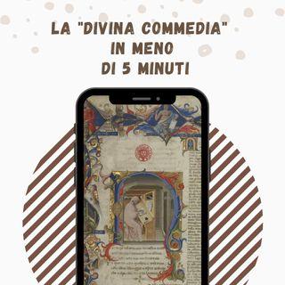 """La """"Divina Commedia"""" in meno di 5 minuti - PURGATORIO"""
