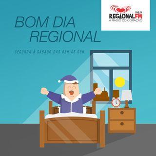BOM DIA REGIONAL 23 07 2019 (COMPLETO)