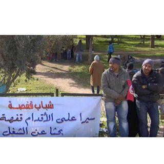 I gelsomini del Maghreb - Vogliamo solo un lavoro
