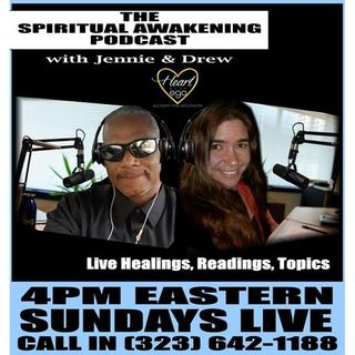 The Spiritual Awakenings Podcast