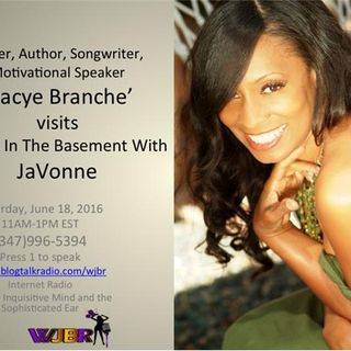 Stacye Branche' Visits Brunch In The Basement With JaVonne