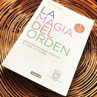 Capitulo 4 (4) LA MAGIA DEL ORDEN de Marie Kondo Audiolibro Completo