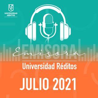 #3 Al dia con la U | JULIO 2021