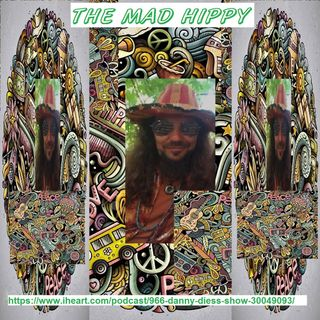 The Mad Hippy Interview August 2019