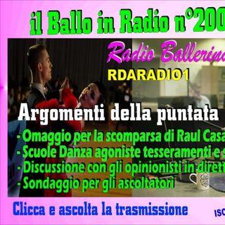 Tony Mantineo 200 Musicando il ballo in radio tv 200