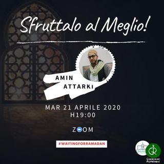 Amin Attarki_Sfruttalo al Meglio!
