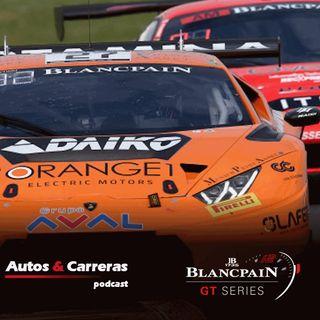 Blancpain GT Series, Silverstone 6h