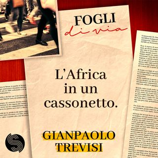 L'Africa in un cassonetto