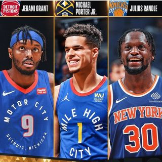 Who's going to be the NBA Most Improved Player?