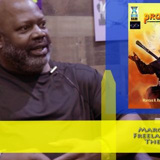 Exploring Heroes of Color with Comic Writer Marcus Roberts: an interview on the Hangin With Web Show