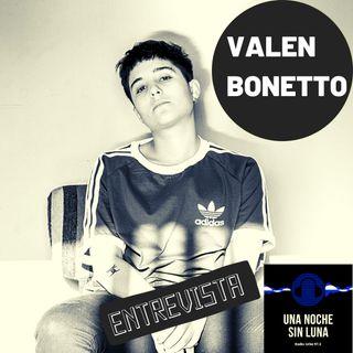 Escucha a VALEN BONETTO en UNA NOCHE SIN LUNA con Gabriel Palavecino