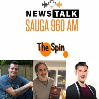 The Spin - April 14, 2020 - What Can You Legally Do in DIY Home Renovation, What is Breakup Music & Future of Sports