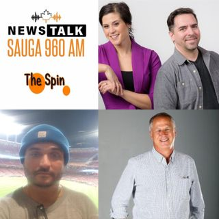 The Spin - April 17, 2020 - How Long Before Sports Come Back and Travel Opens Up & Being Fortunate for Technology
