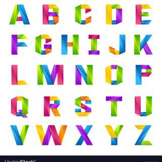 The Alphabet Show No.2 24th December 2019