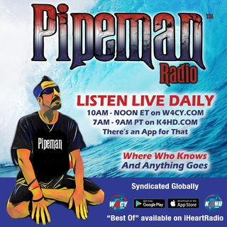 Pipeman Radio: Episode #717