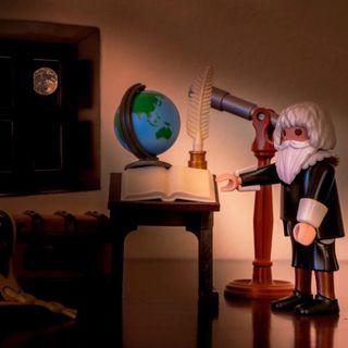 Galileo Galilei, mensajero de las estrellas