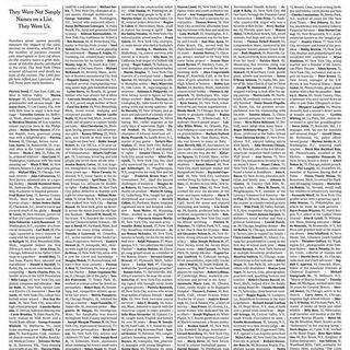 Memorial day party. AEW had a PPV.  NYT prints 100,000 dead from Corona.