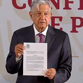 EU retira aranceles a México en acero y aluminio; Debate por la gobernatura de Puebla; Leyes secundarias de la Guardia Nacional y más...