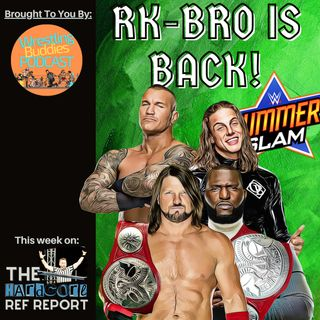 The Bros Are Back!