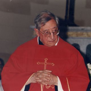 Vedere nell'ammalato il Cristo - Padre Matteo La Grua