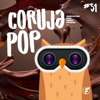 Coruja POP #51 Eu só quero chocolate!