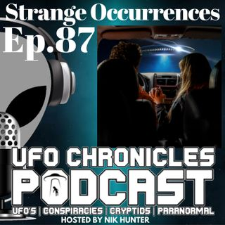 Ep.87 Strange Occurrences
