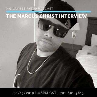 The Marcus Christ Interview.