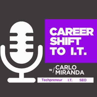 CS2IT 004 Interview with Mikey Rivera Transition from Managerial Level from a NON-IT Industry to become a Manager in IT field