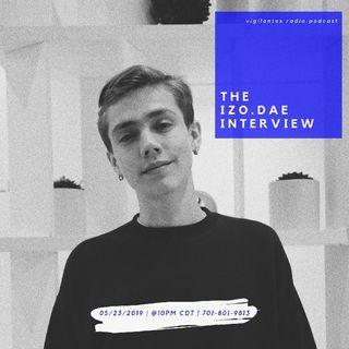 The izo.dae Interview.