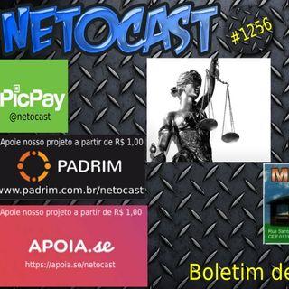 NETOCAST 1256 DE 18/02/2020 - BOLETIM DE DIREITO