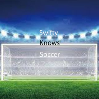 Swifty Knows Soccer