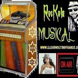 ROCKOLA MUSICAL Jukebox Hits 60s-80s