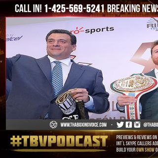 "☎️Canelo Alvarez  WBC ""Franchise Champion""🤔WTF Charlo, Kovalev or Smith Next?🥊"